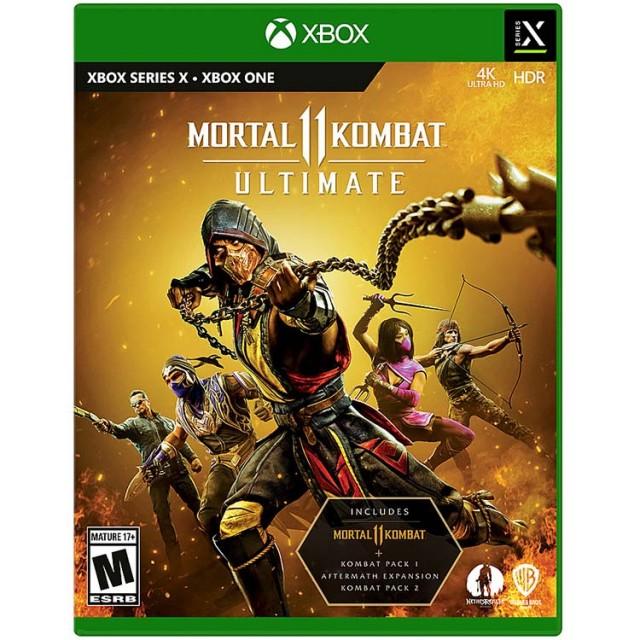 بازی Mortal Kombat 11 نسخه Ultimate برای Xbox