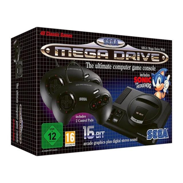 سگا مگا درایو مینی (SEGA Mega Drive Mini)