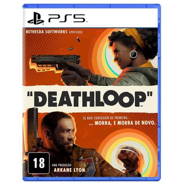 بازی DeathLoop برای PS5