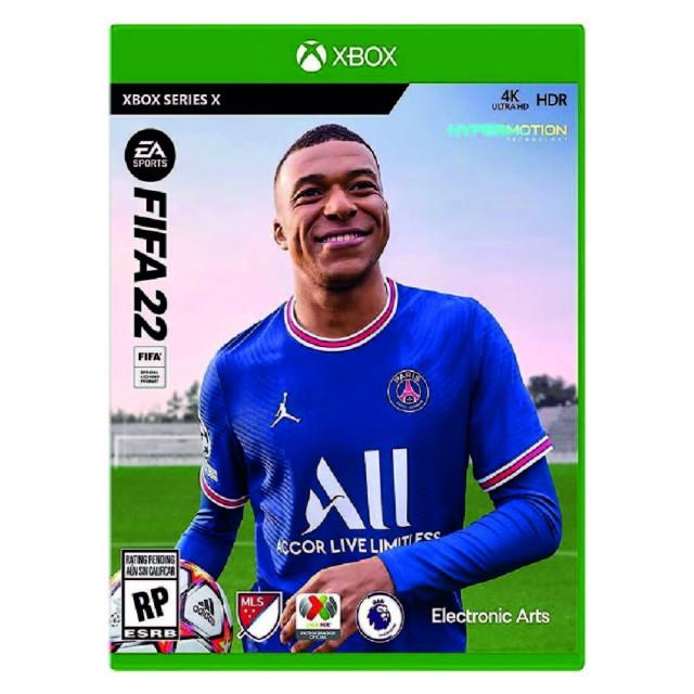خرید بازی FIFA 22 برای ایکس باکس