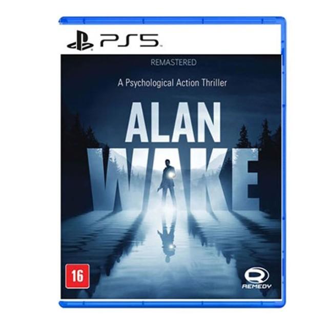 بازی Alan Wake برای پلی استیشن 5