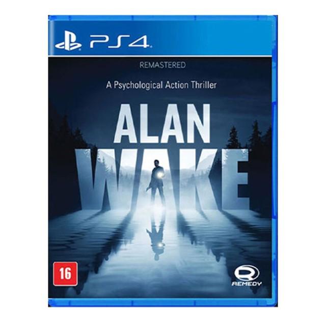 بازی Alan Wake برای پلی استیشن 4
