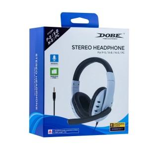 هدست DOBE stereo headphone
