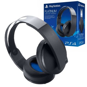 هدست گیمینگ سونی پلاتینیوم Platinum برای PS4