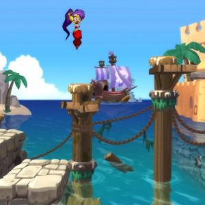 بازی  shantae : GENIE HERO ULTIMATE EDITION برای PS4
