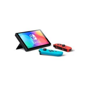نینتندو سوییچ مدل OLED - قرمز/آبی