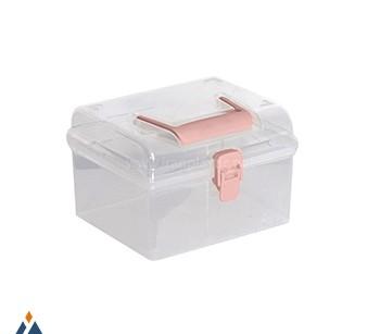 جعبه مربع لیمون پلاستیک