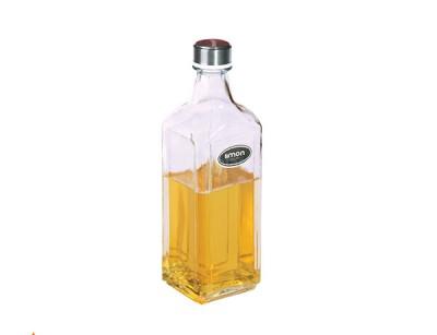 بطری آوا درب استیل لیمون پلاستیک
