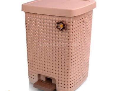 سطل زباله دو جداره پدالی مایا