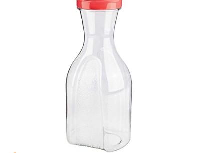 بطری کوزه ای در پیچی مانیا پلاستیک