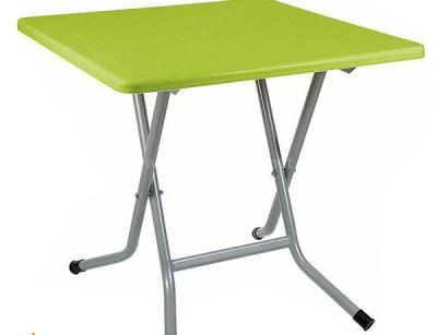 میز پایه فلزی پلاستیک ناصر 723