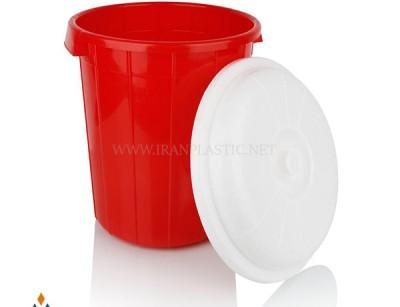 سطل پارسا ایده آل پلاستیک 1