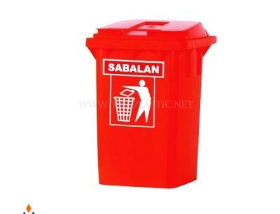 سطل آشغال سبلان پلاستیک
