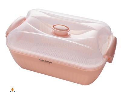 جای نان 3 پارچه کارن پلاستیک