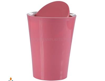 سطل زباله بادبزنی یاس تابا پلاستیک