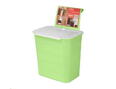سطل زباله کابینتی بیتا پلاستیک ۷.۵ لیتر