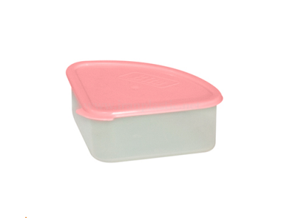 فریزری مثلثی رنگی 4 تایی بیتا پلاستیک