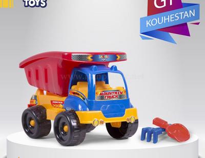 کامیون اسباب بازی مدل مینی کوهستان