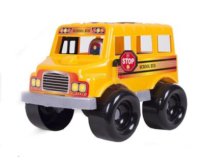 ماشین اسباب بازی اتوبوس مدرسه