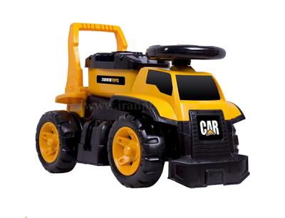 کامیون اسباب بازی مدل مکانیک