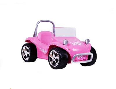 ماشین عروسکی باربی زرین تویز