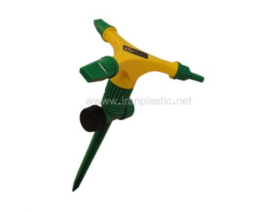 فواره نیزه ای ابتکار پلاستیک