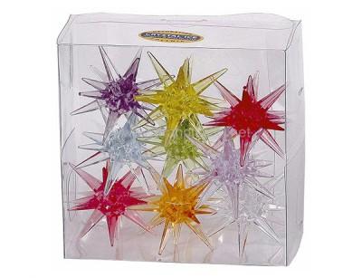 ستاره تزئینی پلاستیکی پلی نیک