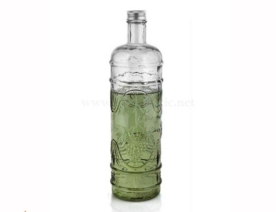 بطری درب استیل کانولا الماس کاران