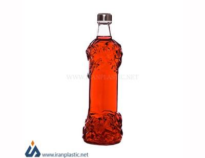 بطری آب راک الماس کاران