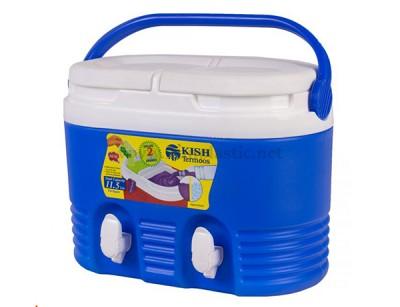 یخدان پلاستیکی 12 لیتری کیش