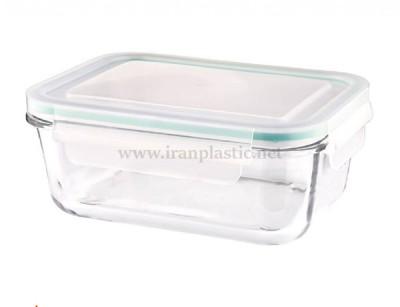 ظرف شیشه ای 2 لیتری لیمون