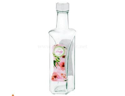 بطری آب شیشه ای ریور