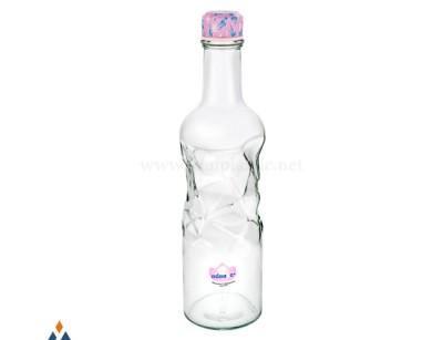 بطری آب استار بلور نیلوفر