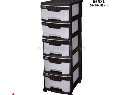 فایل 5 طبقه XL ناصر پلاستیک