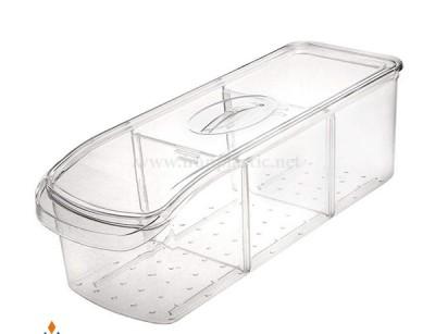 باکس یخچالی سایز یک مرسه پلاستیک