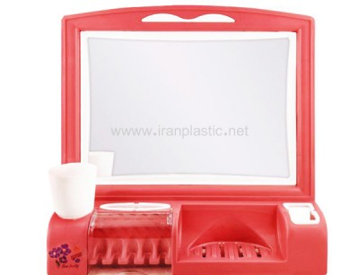 آینه آذین متیس پلاستیک سایز 4