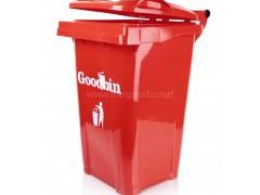 مخزن زباله اداری 50 لیتری گودبین ساده