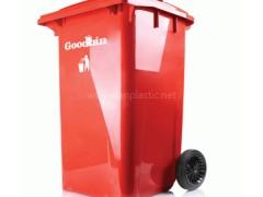 مخزن زباله  180 لیتری چرخ دار گودبین پلاستیک
