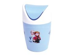 سطل کاغذ رومیزی کودک لیمون پلاستیک