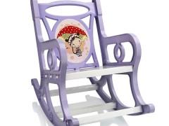 صندلی پلاستیکی کودک راک هوم کت پلاستیک