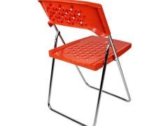 صندلی پايه فلزی تاشو هوم کت پلاستیک