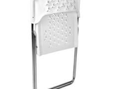 صندلي پايه فلزي تاشو هوم کت پلاستیک