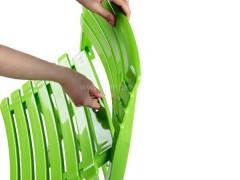 صندلی تاشو هوم کت پلاستیک