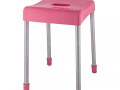 چهارپایه پایه فلزی هستی بلند ونوس پلاستیک