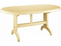 میز نهارخوری پلاستیکی ناصر 825