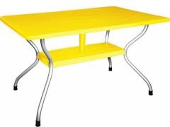 میز پایه فلزی پلاستیکی ناصر 921