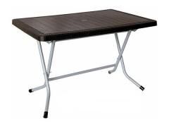 میز پایه فلزی پلاستیکی ناصر 521