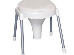 توالت فرنگی پایه فلزی ناصر پلاستیک