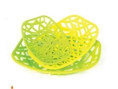 سبد سبزی 4 عددی مانترا پلاستیک