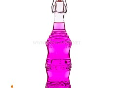 بطری آب چفتی ارغوان الماس کاران